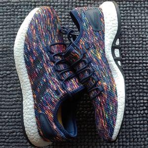 New men's Adidas Pure Boost